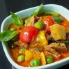 Red Duck Curry